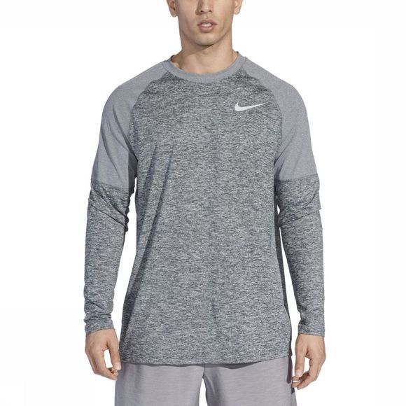 Nike T-Shirt Element Running Dark Grey Mixture/Light Grey