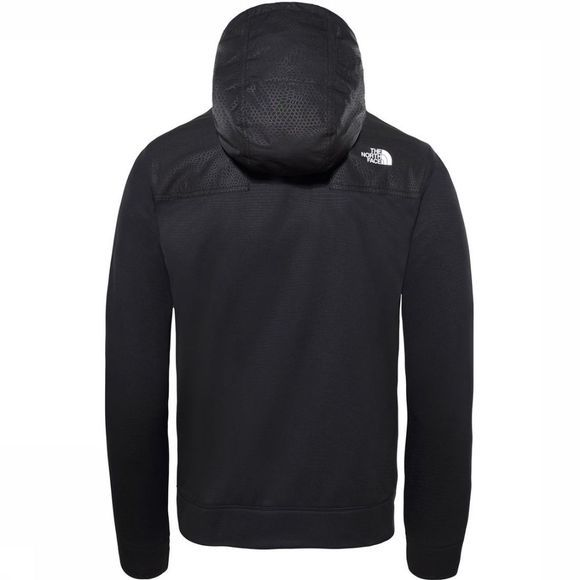 The North Face Pullover Men'S Train N Logo Overlay black