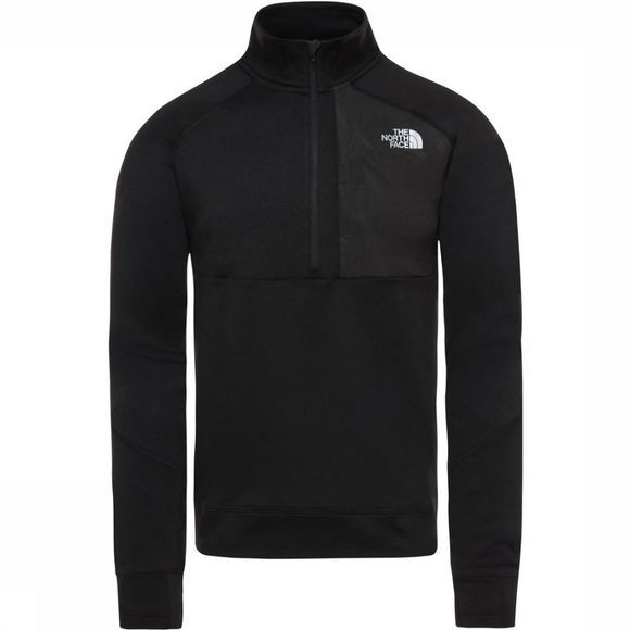 The North Face Pullover Ambition 1/4 Zip Mid-Layer black