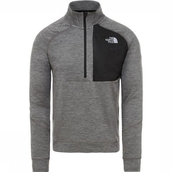 The North Face Pullover Ambition 1/4 Zip Mid-Layer light grey