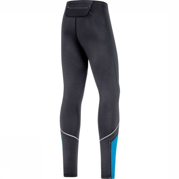 Gore Wear Collants De Sport R3 Mid Noir/Bleu