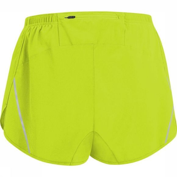 Gore Wear Short R5 Split Lime
