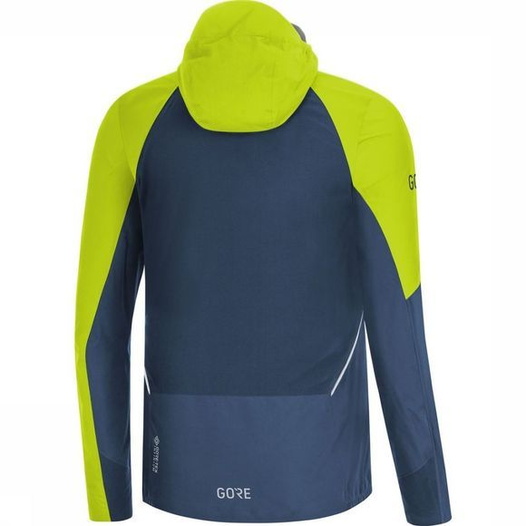 Gore Wear Windstopper R7 Partial Gore-Tex Infinium Petrol/Lime