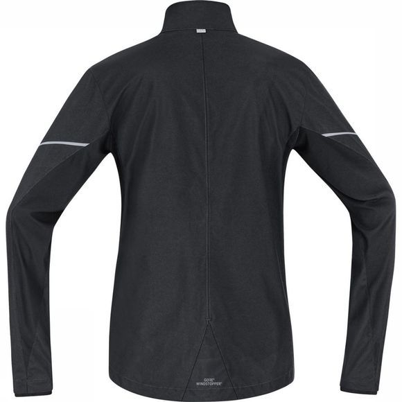 Gore Running Wear Windstopper Essenial Ws Partial black