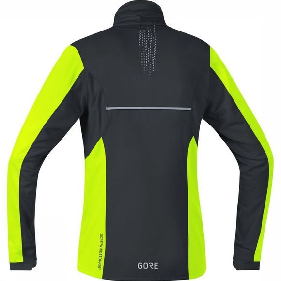 Gore Wear Windstopper R5 Zwart/Geel