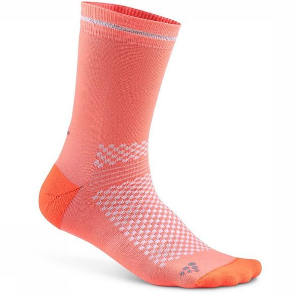 Craft Sock Visible orange