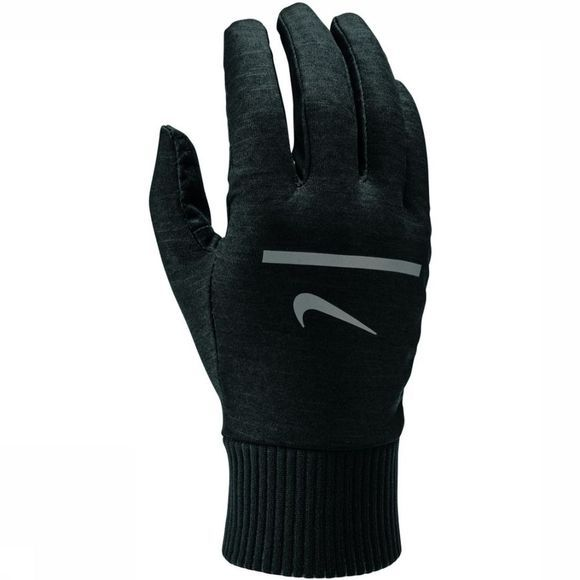 Nike Equipment Handschoen Men's Sphere Run 2.0 Zwart/Lichtgrijs