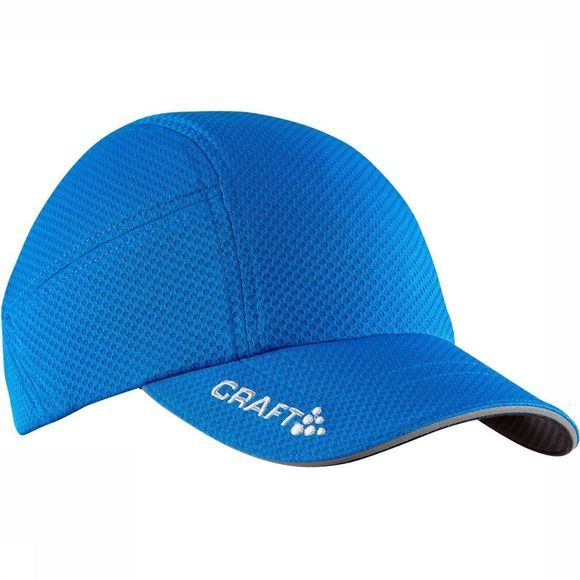Craft Cap Running Cap mid blue