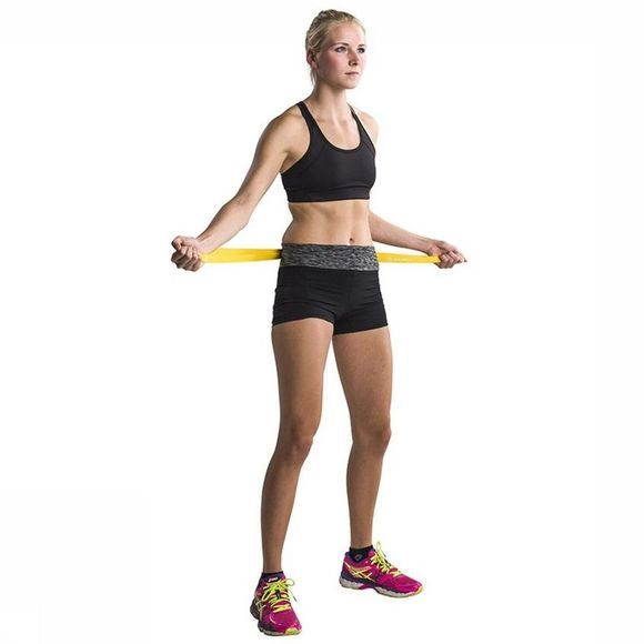 Tunturi Resistance Band Light yellow