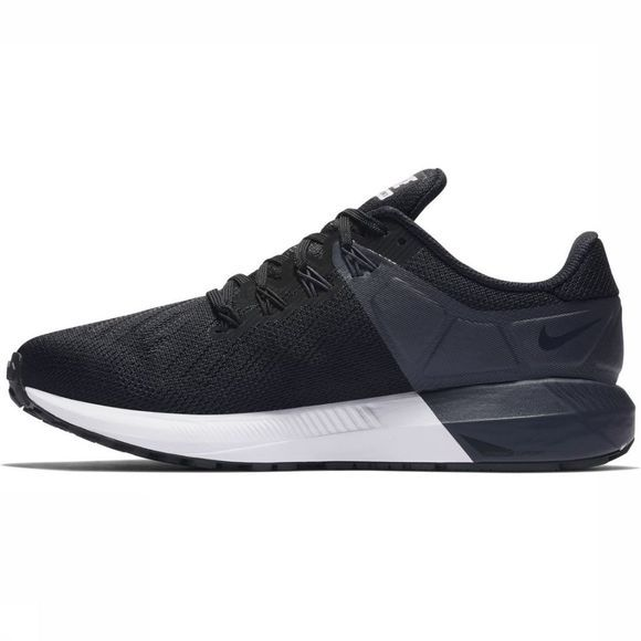 Nike Schoen Air Zoom Structure 22 Zwart/Wit