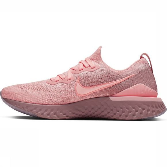 Nike Chaussure Epic React Flyknit 2 Rose Clair