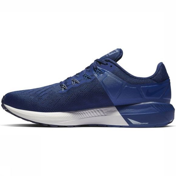 Nike Schoen Air Zoom Structure 22 Blauw
