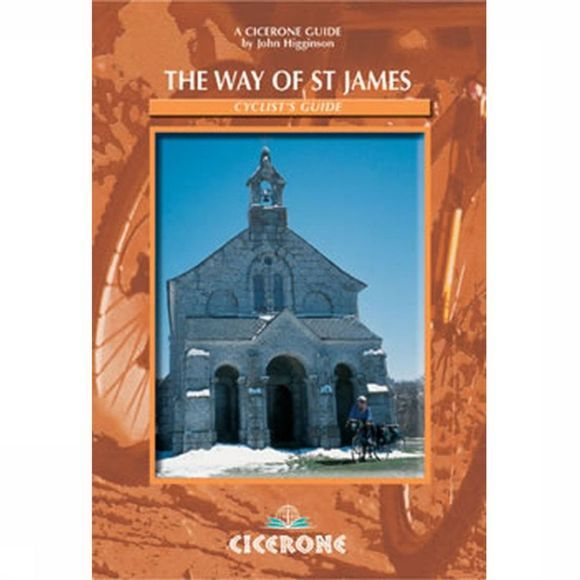 Cicerone Way of St James cyclist's guide 2012