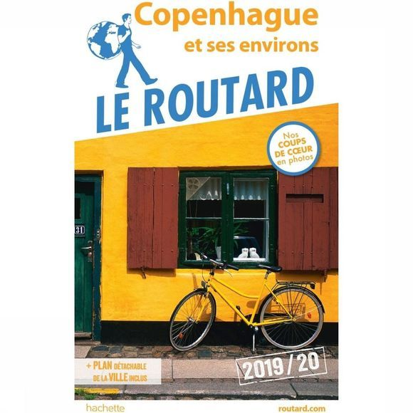 Routard Copenhague 19-20 Routard 2019