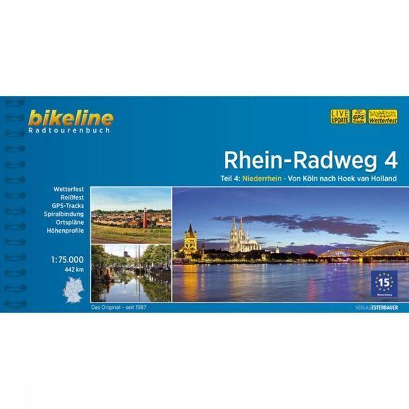 Rhein Radweg 4 von Koln nach Hoek van Holland 2018