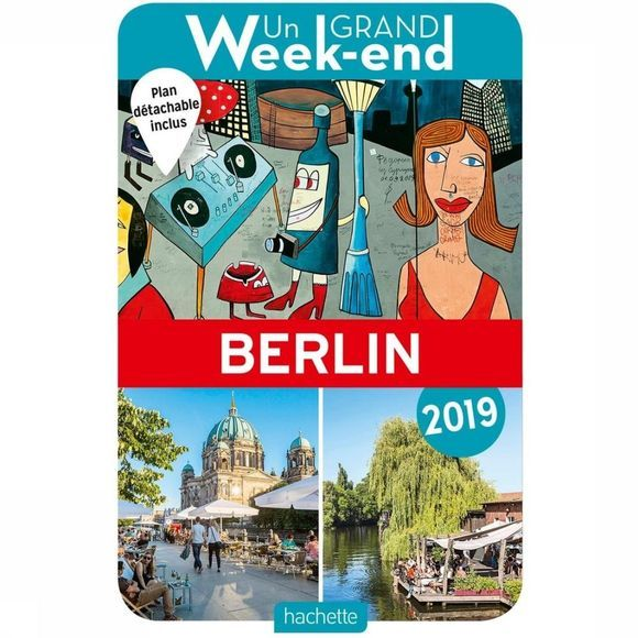 Grand Weekend Berlin-2018-Un-Grand-Week-End-À-N12/2018 Retour As 2019