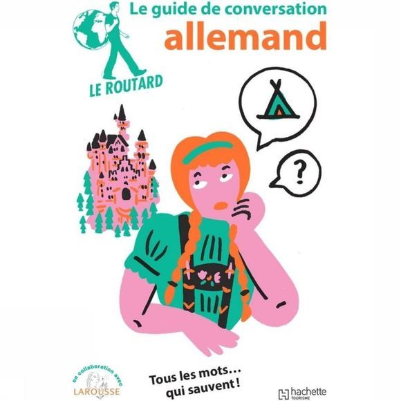 Routard Allemand Guide De Con. 2019