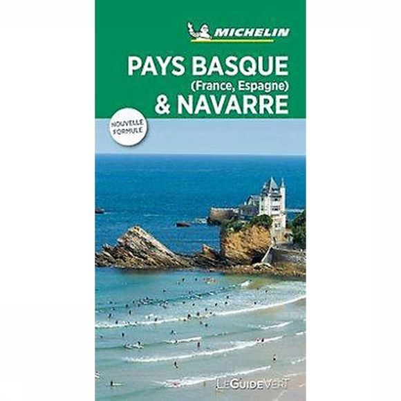 Michelin Pays*Basque-France- Esp-Et Navarre Gvf Mich:N03/2018 2018