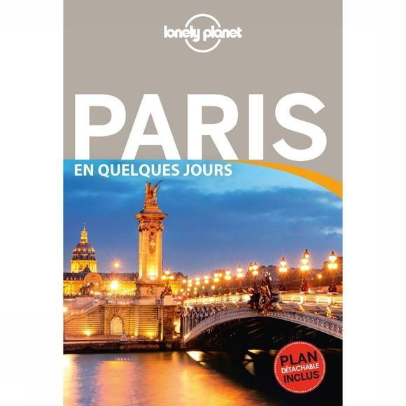 Paris En Quelq. Jours 5 Lp + Carte
