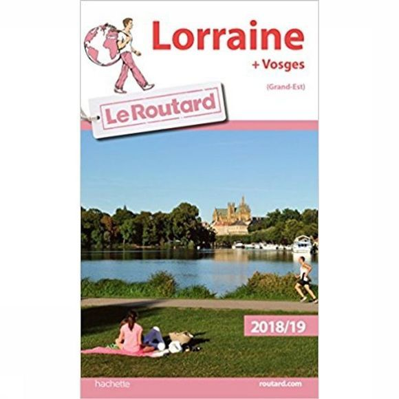 Routard Lorraine-16-17+Vosges-Routard  Retour As 2017