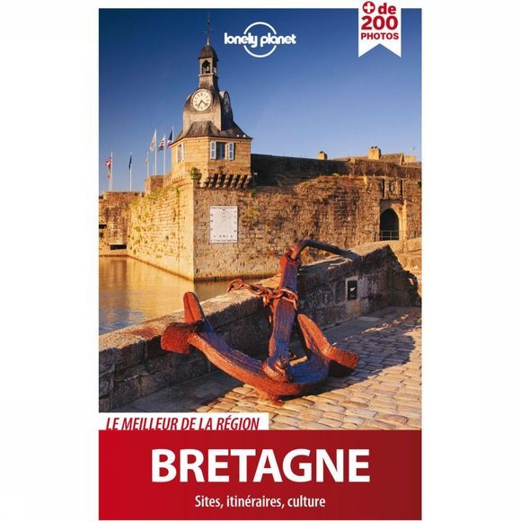 Lonely Planet Bretagne 3 Essentiel Lp 2017