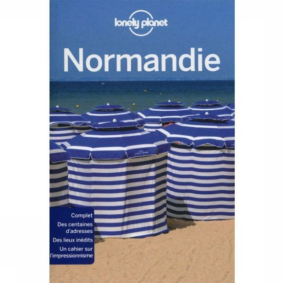 Lonely Planet Reisgids Normandie 2013