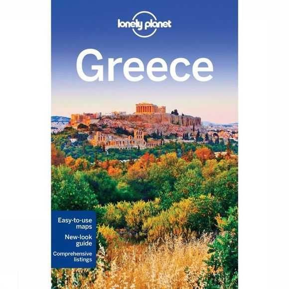Lonely Planet Greece*12       N03/2018 2016
