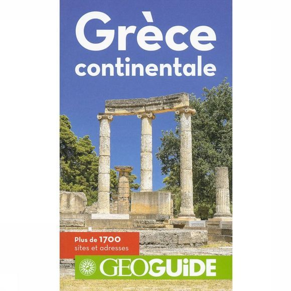 GEOGUIDE Grèce Continentale 2016