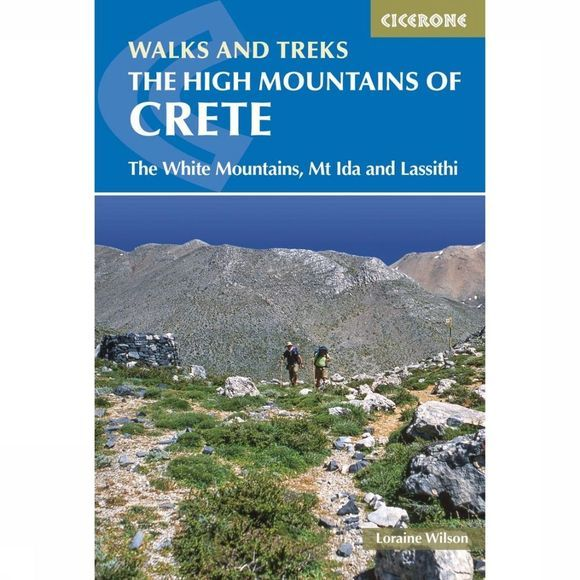 Cicerone Crete The High Mountains Of Crete 2015