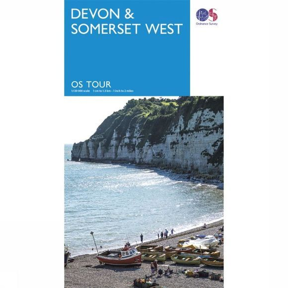 Ordnance Survey Devon / Somerset West Tour 5 2017