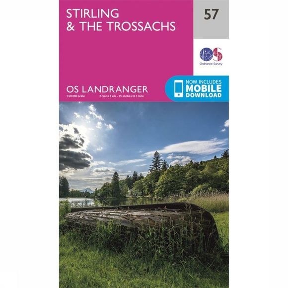 Stirling / The Trossachs Landr 57