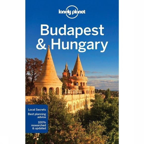 Lonely Planet Reisgids Hungary 2017