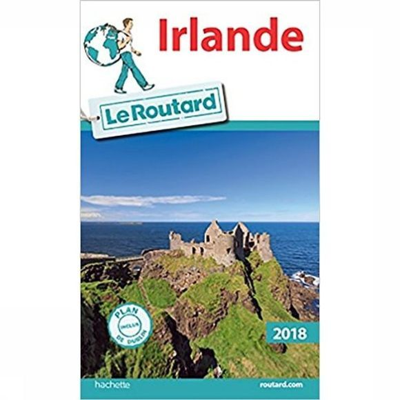 Irlande-17-Routard+Plan-De-Ville-N10/2017 Retour As