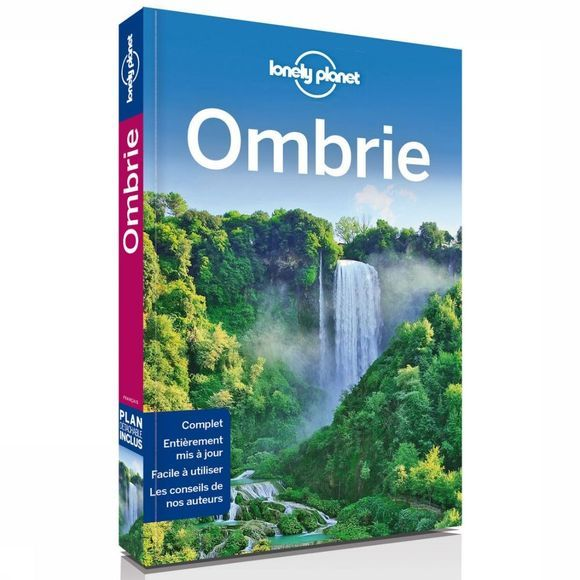 Lonely Planet Ombrie 1 Lp 2017