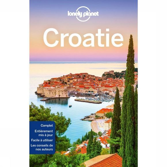 Lonely Planet Croatie 8 Lp 2017
