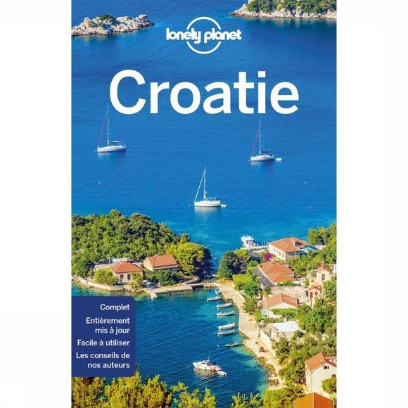 Lonely Planet Croatie 9 2019