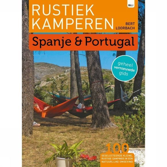 RUSTIEK KAMPEREN Spanje & Portugal Rustiek Kamperen 2019