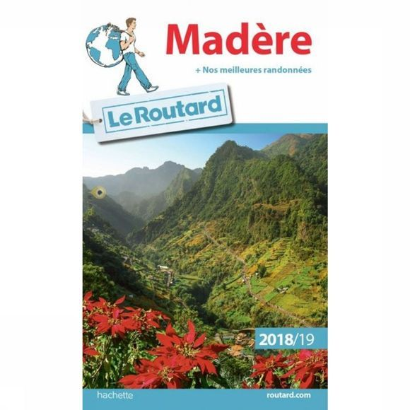 Madère 17-18 Routard