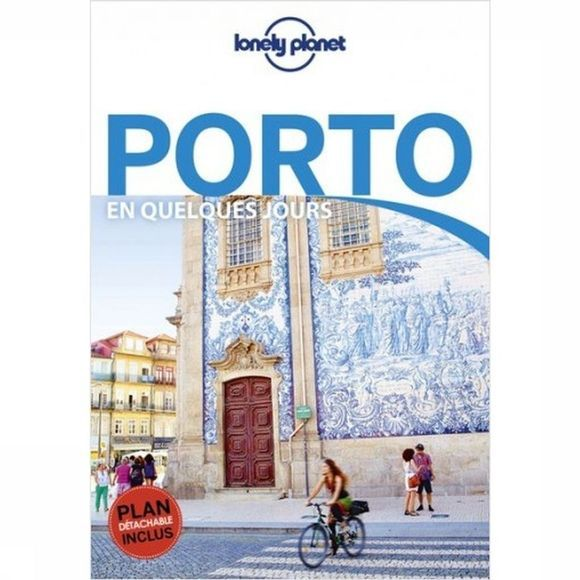 Lonely Planet Porto En Quelq. Jours 2 Lp + Carte 2019