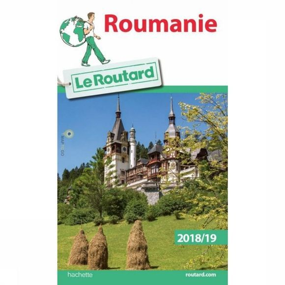 Routard Roumanie / Bulgarie 16-17 Routard 2018