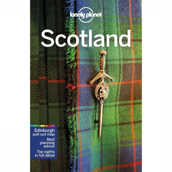 Lonely Planet Scotland 10 2019
