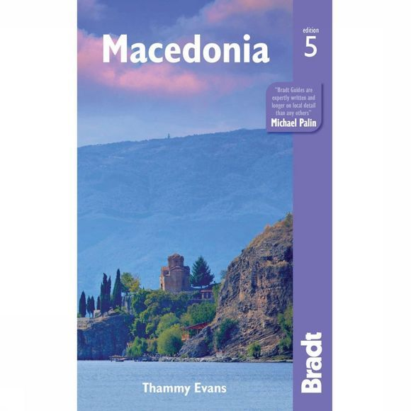Reisboek Macedonia bradt 5