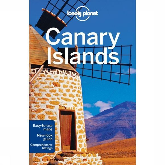 Lonely Planet Canary Islands 6 2016