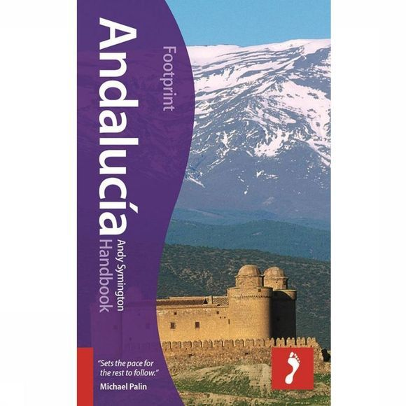 Footprint Reisboek Andalucia hb 8 2015