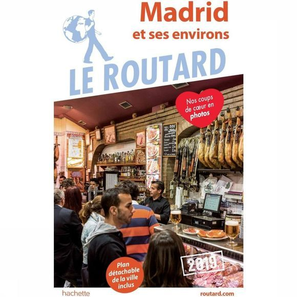 Routard Madrid 19 Routard 2019