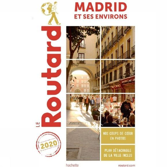 Routard Madrid Et Ses Environs 20 Routard 2020