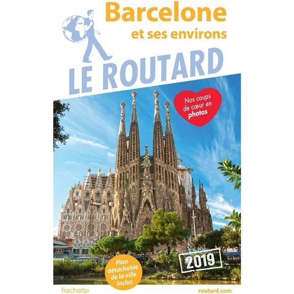 Routard Barcelone 19 Routard + Plan 2019