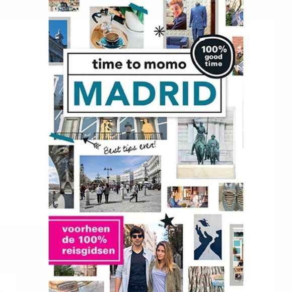 Momedia Madrid Time To Momo 2018