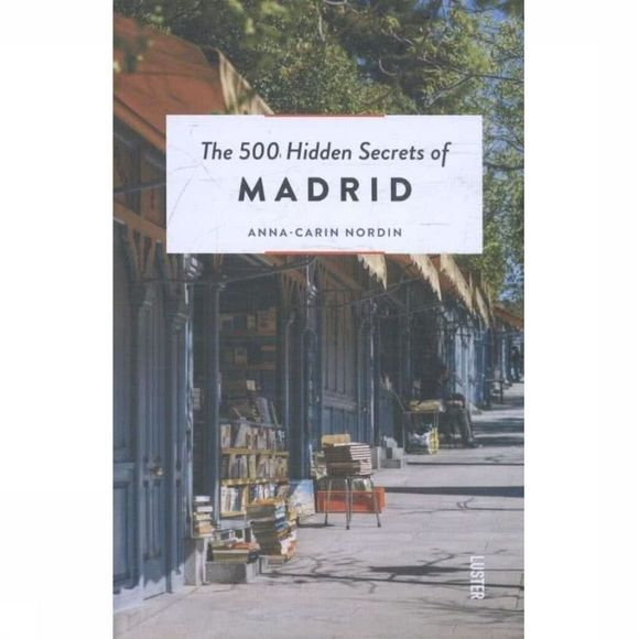 Luster Madrid 500 Hidden Secrets Luster 2017