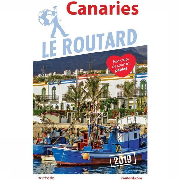 Routard Canaries 18 2018